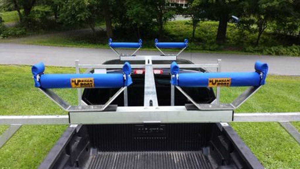 """T-Bars shown with (2) Sets of 14"""" Cradles for carrying your 1X's too!"""