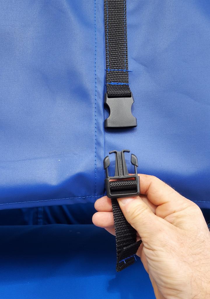Aqualon Edge Soft® Strap & Buckle Eight