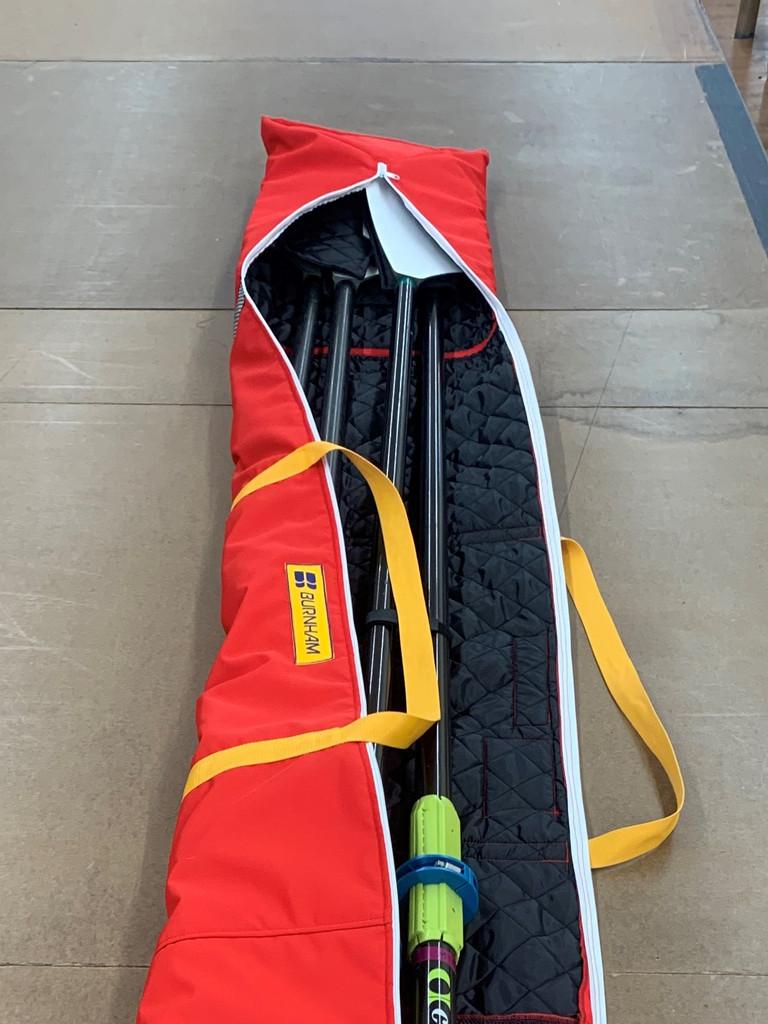 Double Oar Bag in WeatherMAX®