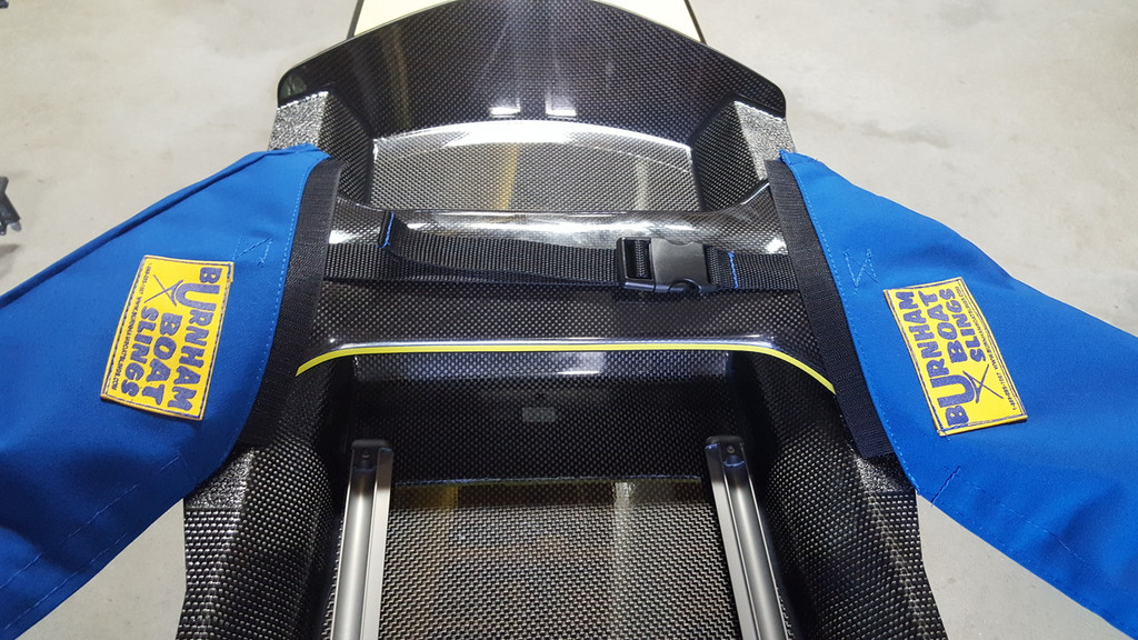 The Wing Covers buckle together so they don't get lost!  They will Velcro right into your boat cover.