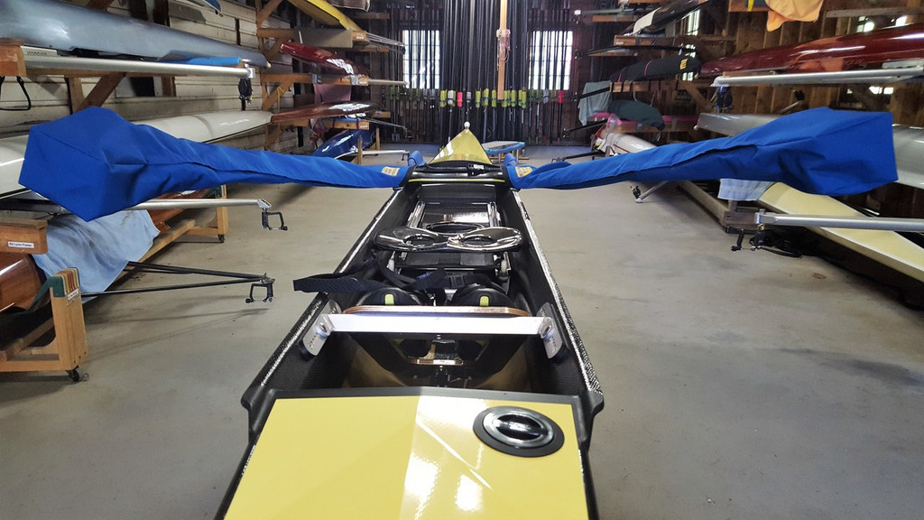 Wing Covers can save your carbon riggers from sun exposure.