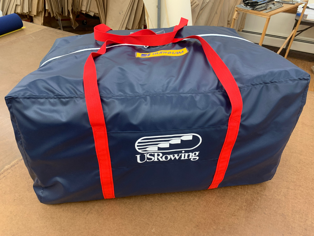 """Keep your Boathouse organized.  Simplify your life!  Safety & Coaching Gear Storage.  Measures 36"""" x 24"""" 18"""""""