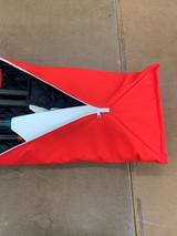 Double Oar Bag in WeatherMAX®, padded lining