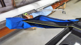Your Wing Covers will open with a Velcro closure for easy on & off.  They will Velcro right into your boat cover.