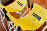 """Give your Chesapeake Slings a new life!  WeatherMAX® replacement cradles with Velcro closure in a variety of colors. 1.5"""" Velcro closure is solid & secure to support your boat safely."""