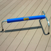 """Customize your Burnham """"LowBoy"""" T Stands with club or school colors for an additonal $15.00 per set."""