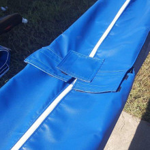 Our rowing Shell covers provide complete coverage for transportation and outdoor storage