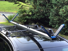 Burnham V- Bar System  for kayaks