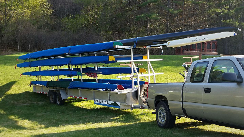 Burnham Boat Slings - Boat Covers, Boat Slings, Rower