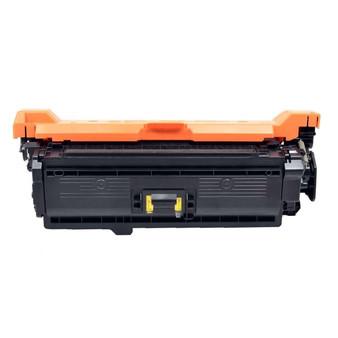 HP Color LaserJet Printer CE252A Yellow Toner Cartridge CE252-00901