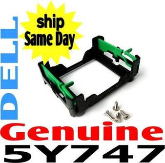 Heatsink Retention Bracket w/Clips+Screws 5Y747 2Y71 for Dell Optiplex GX270