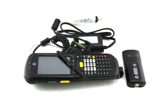 Genuine Symbol Motorola MC9596  Hand Held Wireless Mobile Computer Barcode Scanner 2D W/Car Charger MC9596-KFAEAB00100