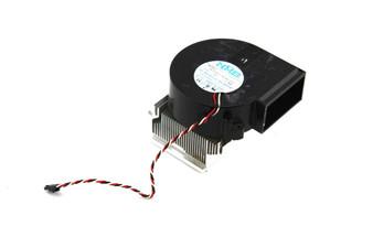Genuine Dell Optiplex GX60 GX240 G260 GX270 NMB BG0903-B044-VTL Computer Heatsink and Fan Combo  3-Pin Connector 7P182