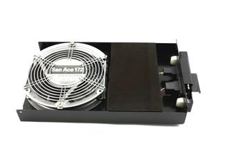 Genuine Hitachi StorageWorks XP12000 San Ace 172 Server Fan W/ Mounting Plate 109E4756C4J01