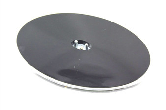 Genuine Generic Black Oval Screw-In Monitor Stand Base 60.7S904.001