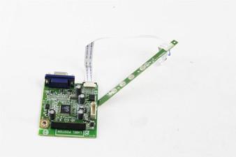 """Self Express LG LM170E03 (TL)(J5) 17.0"""" LCD VGA Video Board W/ Buttons (T)GQACB"""