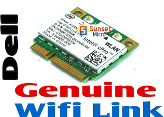Dell Latitude E4300 E6400 XT2 M2400 1737 Wireless WLAN 802.11n Card H006K