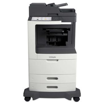 Lexmark MX810de Multifunction Monochrome Laser Printer 24T7407