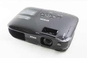 Genuine EPSON EX51 H311A Black LCD Projector Lamp Hours 343 W/ Carrying Case