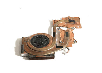 Genuine Lenovo Thinkpad T400  Laptop CPU Fan Cooling Heatsink  mcf-225PAM05 42X5088 42X5089