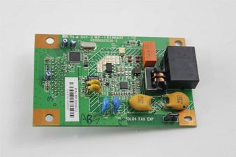 Ricoh AFICIO SP C240SF PCB Fax Assembly M1005672