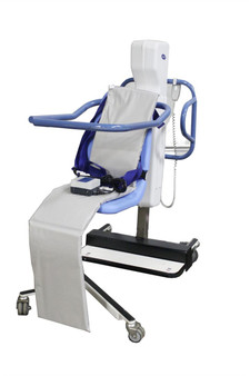 INVACARE IH1900 350lb Hygine Bath Lift / chair Trolley W/ New Battery & NEW Charger