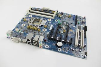 HP Z210C Workstation Motherboard LGA 1155 SOCKET H2 615943-001 614491-002