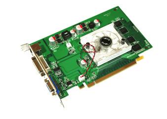 Genuine EVGA NVidia GeForce 8400GS 512MB Video Card High Profile PCI-e VGA/DVI /TV out 512-P2-N738-LR