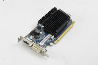 Saphire Radeon HD 5450 Low Profile 1GB DDR3 DVI-I HDMI PCI-E Video Graphics Card W/O VGA 299-1E164-701SA 109-C09337-00A 11166-02