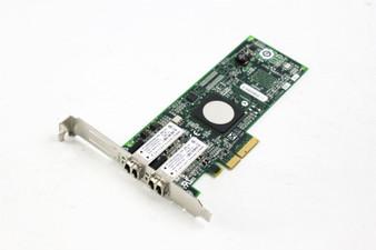 HP Emulex LPE11002 4GB High Profile PCI Dual Fiber Channel Card FC1120005-01C