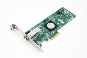 Genuine HP Emulex LPE1150 High Profile 4Gb PCI Fiber Channel Card FC1120005-04C