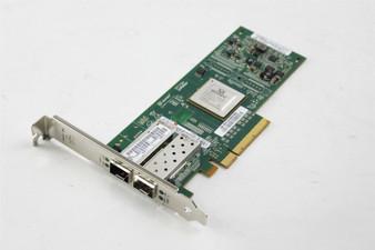IBM QLogic QLE8142-IBMX High Profile Dual-Port PCI Fiber Channel Card 42C1802 42C1801