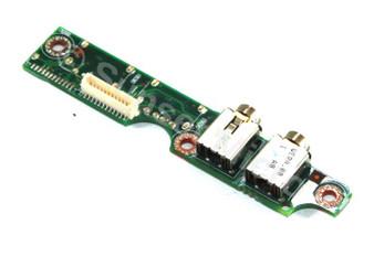 HP Compaq NX6110 NC6120 Laptop Dual USB Audio Board 6050A0065501 419345-001