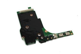 Genuine Dell Precision M6600 Laptop Audio USB Card Reader Board  JNGMJ 0JNGMJ