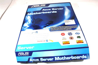 Genuine NEW Asus NVIDIA nForce 2200 Server System Motherbaord Dual Socket 940 90-MSV9AA-G0UAY K8N-DRE