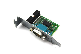 Generic Low Profile Serial Port Adapter Card W/O Cable 628646-001 641397-001