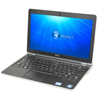 Dell Latitude E6220 Laptop i5 2.50GHZ 4GB 250GB Windows 7 PRO 64 Bit