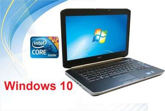 Dell Latitude E5420 Laptop Core i5 2.40GHZ 4GB 250GB DVDRW Windows 10
