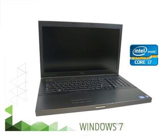 Dell Precision M6600 Core i7-2640M 2.80GHz 8GB 750GB  DVD/RW Windows 7 Pro 64 BIT