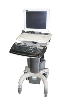 Tangent Medix 1700SF  Medical Touch Computer PC C2D 2GB 80GB With Stand
