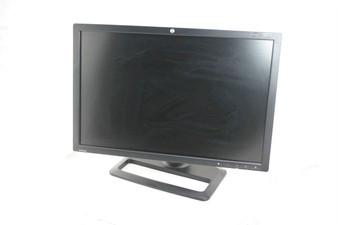 """HP ZR2440w LCD Monitor 24"""" DVI HDMI DPI S-VID USB-IN/OUT 1920 X 1200"""