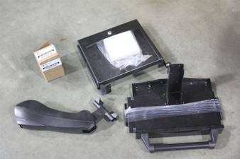 "NEW Black Ergotron 12""LCD Laptop Mounting Arm 15"" Lift 180° Panning 20lb Limit 44-389-200-1 99-033-078-00"