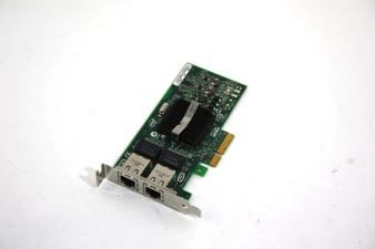 Genuine Intel PRO/1000 Low Profile Dual-Port Gigabit Ethernet Adapter Network Card CPU-D49919