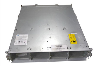 HP StorageWorks P2000 G3 Server FCLSE-0701 Storage Array Chassis Only 582938-001