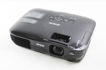 Genuine EPSON EX51 H311A Black LCD Projector Lamp Hours 787 W/ Carrying Case
