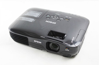 Genuine EPSON EX51 H311A Black LCD Projector Lamp Hours 324 W/ Carrying Case