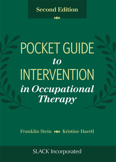 Pocket Guide to Intervention in Occupational Therapy