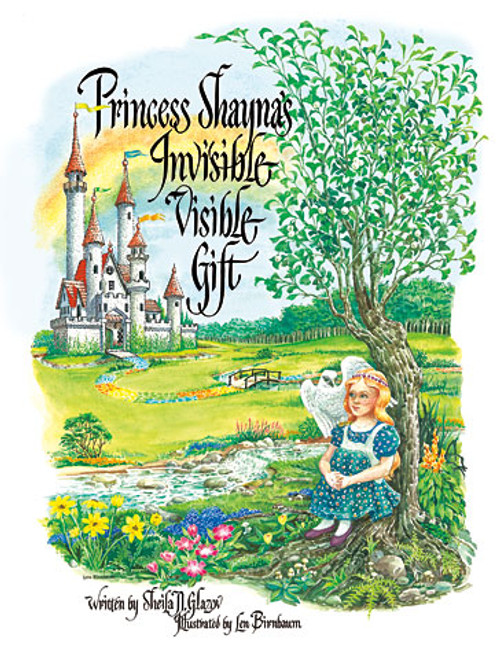 Princess Shayna's Invisible Visible Gift