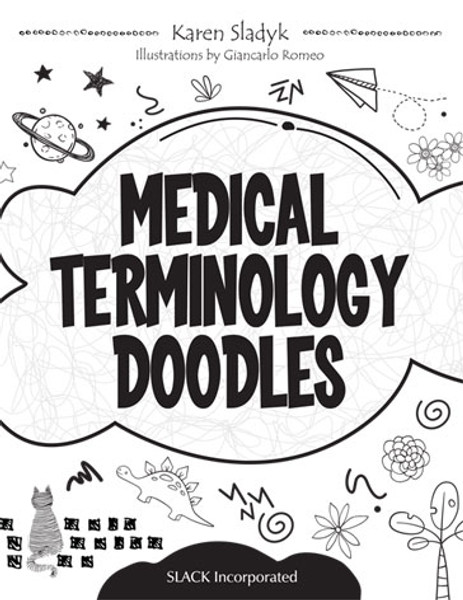 Medical Terminology Doodles