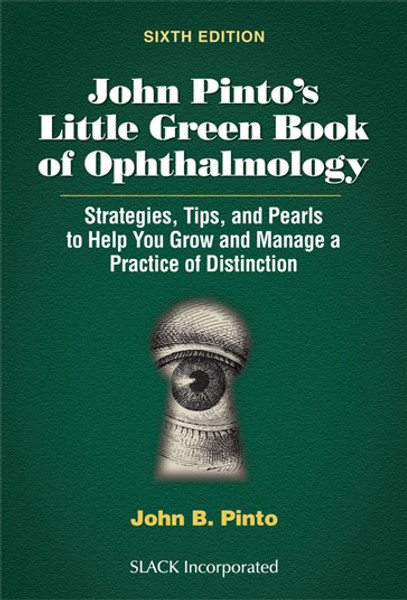 Little Green Book cover